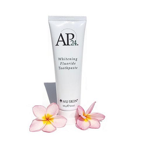 Kem Đánh Trắng Răng AP24 Whitening Flouride Toothpaste