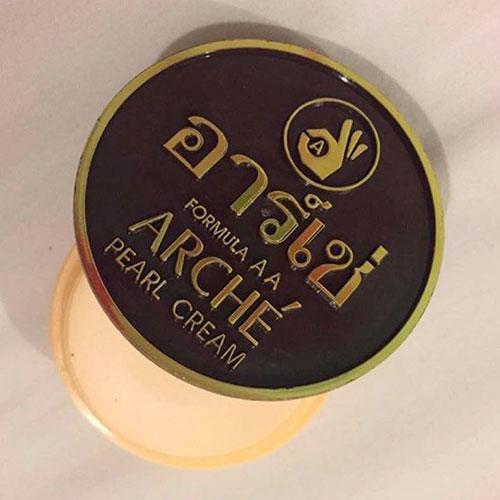 Kem Dưỡng Trắng Da Arche Pearl Cream Thái Lan