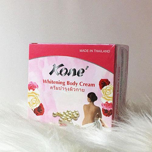 Kem Dưỡng Trắng Kone Whitening Body Cream Thái Lan