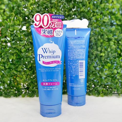 Sữa Rửa Mặt Perfect Whip Premium Nhật Bản