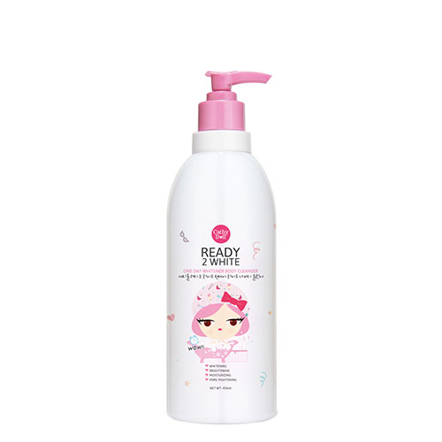 Sữa Tắm Trắng Da Cathy Doll Ready 2 White One Day Whitener Thái Lan