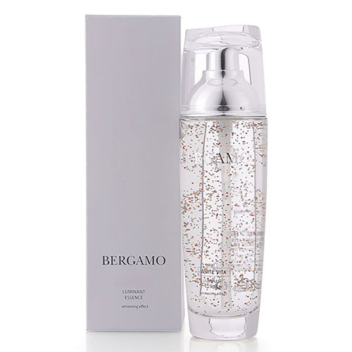 Tinh Chất Dưỡng Trắng Da Bergamo White Vita Brilliant Essence 110ml