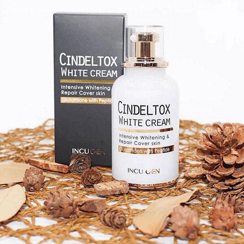 Kem Dưỡng Da Cindel Tox White Cream Hàn Quốc