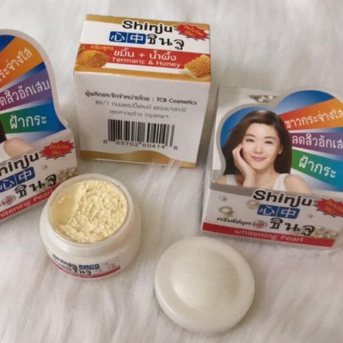 Kem Dưỡng Trắng Da Chiết Xuất Từ Bột Ngọc Trai Shinju Thái Lan