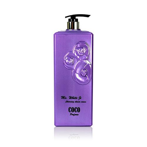Sữa Tắm Coco Perfume Charming Shower Hongkong 800ml