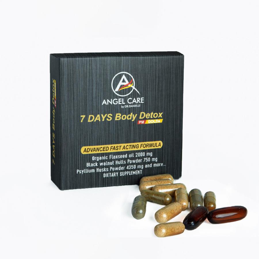 7 Days Body Detox Thanh Lọc Giải Độc Cơ Thể Hoa Kỳ 7 Days Body Detox-3